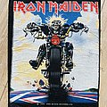 Iron Maiden - Patch - Iron Maiden Don't Walk Backpatch