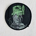 Death - Patch - 1989 Death Leprosy Patch