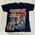 Gorefest - TShirt or Longsleeve - 1992 Gorefest False Tour Shirt XL