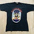 1990/1991 Testament World Tour Shirt XL