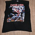 1993 Cannibal corpse European tour shirt