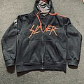 Slayer - TShirt or Longsleeve - 2019 Slayer Final Campaign Battlefield Hoodie L