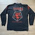 Necromantia - TShirt or Longsleeve - 1995 Necromantia Scarlet Evil Witching Black Longsleeve XL