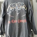 1992 Obituary The End Complete Tour Sweater XL TShirt or Longsleeve