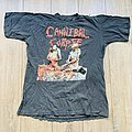 Cannibal Corpse - TShirt or Longsleeve - 1990s Cannibal Corpse Butchered At Birth Shirt