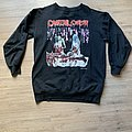 1991 Cannibal Corps Butchered At Birth Sweater XL TShirt or Longsleeve