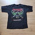 1990s Possessed The Eyes Of Horror Shirt L