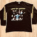 Life Of Agony - TShirt or Longsleeve - 1995 Life Of Agony Lost At 22 Tour Longsleeve XL
