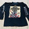 1991 Asphyx The Rack Tour Longsleeve Shirt XL