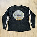 1990 Anthrax Persistence Of Time Longsleeve Shirt XL