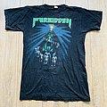 Forbidden - TShirt or Longsleeve - 1990 Forbidden Twisted Tour Shirt L