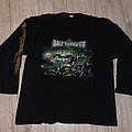2002 Bolt Thrower Ground Assault Tour Longsleeve XL TShirt or Longsleeve