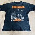 Biohazard - TShirt or Longsleeve - 1993 Biohazard Urban Discipline Shirt XL