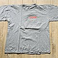 1993 Kreator World After The Rain Tour Shirt XL