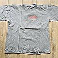 Kreator - TShirt or Longsleeve - 1993 Kreator World After The Rain Tour Shirt XL