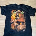 Machine Head Burn My Eyes 25th Anniversary Tour Shirt L