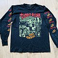 Terrorizer - TShirt or Longsleeve - 1990 Terrorizer World Downfall Longsleeve shirt XL