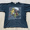 Carcass - TShirt or Longsleeve - 1990s Carcass Definition Shirt XL