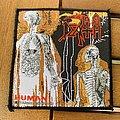 1991 Death Human Patch