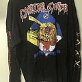1993 Cannibal Corpse Hammer Smashed Face Tour Longsleeve  TShirt or Longsleeve