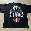 1994 Marduk Immortal Sons of Northern Darkness tour shirt XL