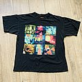 1993 Anthrax Sound Of White Noise Shirt XL