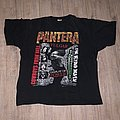 1996(?) Pantera Forever Stronger Than All Collage shirt XL