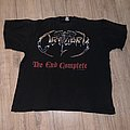 1992 Obituary The End Complete European Tour Shirt XL