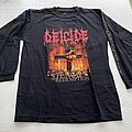Deicide - TShirt or Longsleeve - 2007 Deicide The Stench Of Redemption Tour Longsleeve L