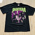 Pantera - TShirt or Longsleeve - 1991 Pantera Beyond Driven shirt XL