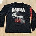 1992 Pantera Vulgar Display Of Power Longsleeve Shirt L