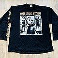 1994 Only Living Witness Freaklaw European Tour Shirt XL
