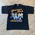 1992 Status Quo Live Alive Quo Tour Shirt L