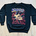 1990 Exodus Only Death Decides Sweater L