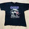 1992-1993 Kreator World After The Rain Tour shirt XL