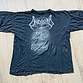Unleashed - TShirt or Longsleeve - 1993 Unleashed Shadows In The Deep Tour Shirt XL