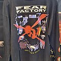 Fear Factory - TShirt or Longsleeve - 1993 Fear Factory Soul Of A New Machine Tour Longsleeve Shirt L