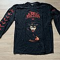 1997 Ancient Rape the children of Abel European tour longsleeve TShirt or Longsleeve
