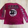 2000 Fear Factory Longsleeve Shirt XL