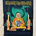Iron Maiden - Patch - Iron Maiden Seventh Son Of A Seventh Son Backpatch