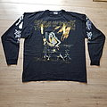 1997 Cradle Of Filth Dead Girls Dont Say No Longsleeve Shirt XL