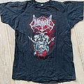 Unleashed - TShirt or Longsleeve - 1991 Unleashed Tour Shirt XL