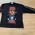 1998 Morbid Angel Formulas Fatal To The Flesh Longsleeve XL TShirt or Longsleeve