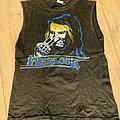 1985 Warlock Hellbound Tour Shirt L