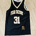 Fear Factory - TShirt or Longsleeve - 1999 Fear Factory Basketball Jersey L