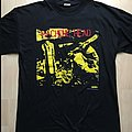 Wanted Machine Head Crush Your World Tour Shirt L or XL