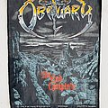 Obituary - Patch - 1992 Obituary The End Complete Backpatch