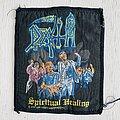 Death - Patch - 1990 Death Spiritual Healing Patch