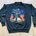 1990 Slayer European Campaign Tour Sweater XL  TShirt or Longsleeve