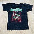 Sacred Reich - TShirt or Longsleeve - 1990 Sacred Reich Love Hate European Tour Shirt XL
